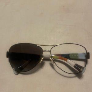 Coach HC 7003 9010/T3 Sunglasses